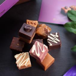 Chocolate Indulgence Fudge