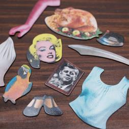 Marilyn Monroe's Some Like It Haute Magnetic Play Set