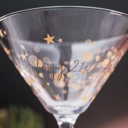 Title; Product.Product.Title. Personalised Bubbles Cocktail Glass.  Personalised Bubbles Cocktail Glass