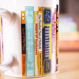 Book Lover Mug