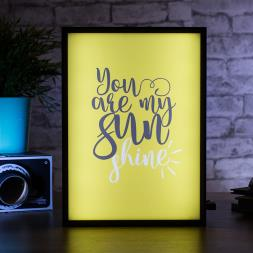 Interchangeable Light Box