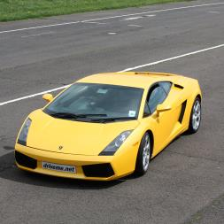 Junior Lamborghini Gallardo Driving