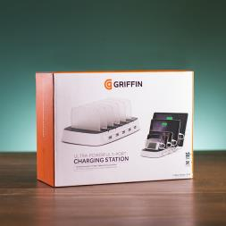 Griffin PowerDock5 Charging Station And Storage For 5 x iOS Devices
