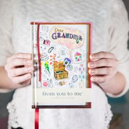 Dear Grandma - From You to Me Book