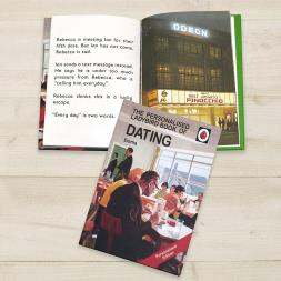 Personalised Ladybird Book of Dating