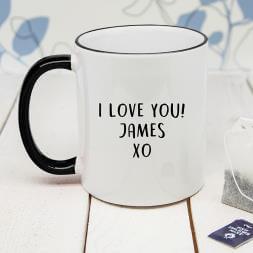 Personalised Fineapple Mug