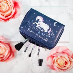 Unicorn Make Up Brush Set