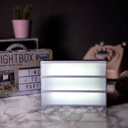 Mini Cinema Light Box