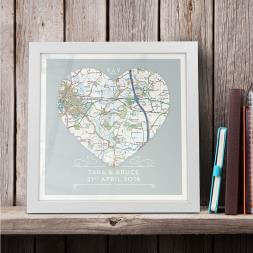 Personalised Heart Map