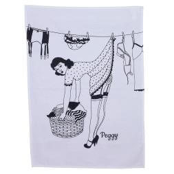 Happy Housewives - Peggy Tea Towel