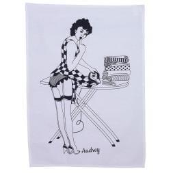 Happy Housewives - Audrey Tea Towel