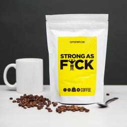 Coffee Pimps - Strong As F*ck