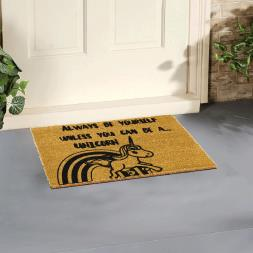Unicorn Doormat