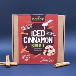 Iced Cinnamon Bun Kit