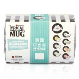 All You Need Is Love - Mug and Saucer Set