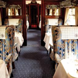 Murder Mystery on The Belmond British Pullman for Two