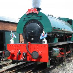 Introductory Steam Train Driving Experience in Yorkshire - One Hour
