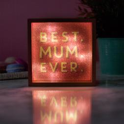 Best Mum Light Box