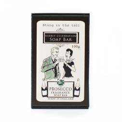 Prosecco Soap Bar