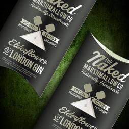 London Gin & Elderflower Marshmallows