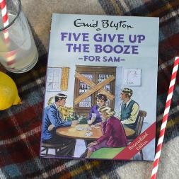 Personalised Five Give Up Booze
