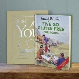 Personalised Five Go Gluten Free