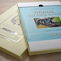 Personalised Thomas The Tank Engine Book