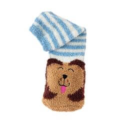 Stripey Sausage Dog Mug And Sock Set