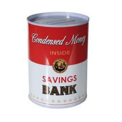 Condensed Money Savings Box