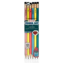 Vibe Squad Pencil Set