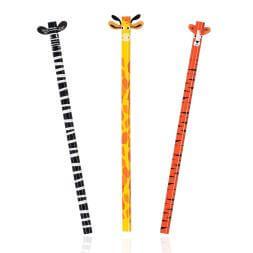 Jungle Pals Animal Pencils