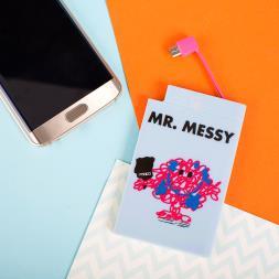 Mr Messy Power Bank