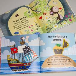 Personalised The Day You Were Born Book