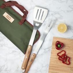 Personalised BBQ Tools Set