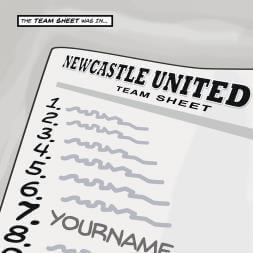 Personalised Football Comic