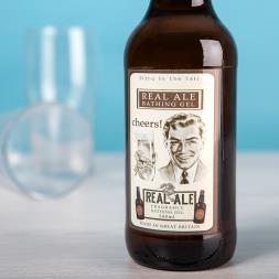 Real Ale Bathing Gel