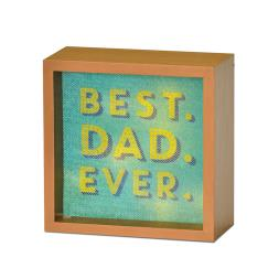 Greatest Dad Light Box