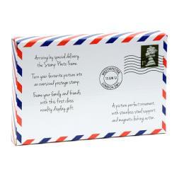 Postage Stamp Photo Frame