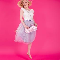 Barbie Cross Body Bag