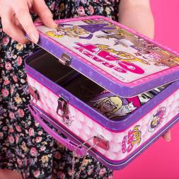 Crazy Cat Lady Lunchbox
