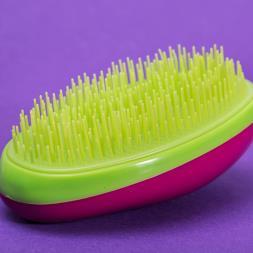 Magic No Tangle Neon Hair Brush