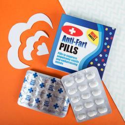 Anti Fart Pills