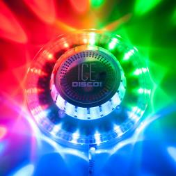 Disco 360 Ice - Sound Responsive LED Light Show