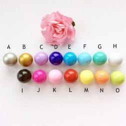 Personalised Mexican Bola Ball Necklace