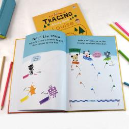 Personalised Arty Mouse Activity Book