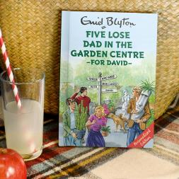 Personalised Five Lose Dad Book