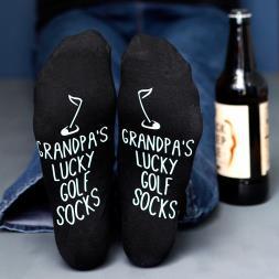 Personalised Golf Socks