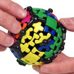 Gear Ball Brain Teaser Puzzle