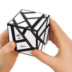 Ghost Cube  Brain Teaser Puzzle
