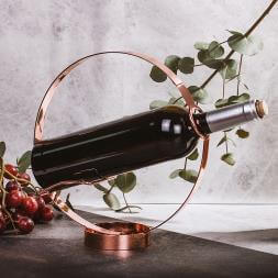 Soiree Wine Bottle Holder And Pourer